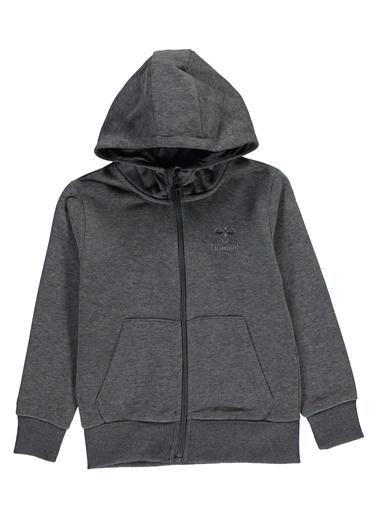 Hummel Erkek Hmlraul  Sweatshirt 920888-2800 Gri